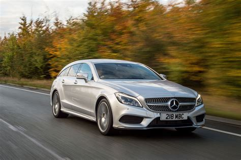 Mercedes Cls 350 Shooting Brake 2015 Review