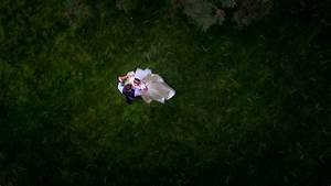 juell wedding drone photography spokane drone With drone wedding photography