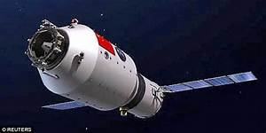 Tiangong-1 could explode through Earth's atmosphere ...