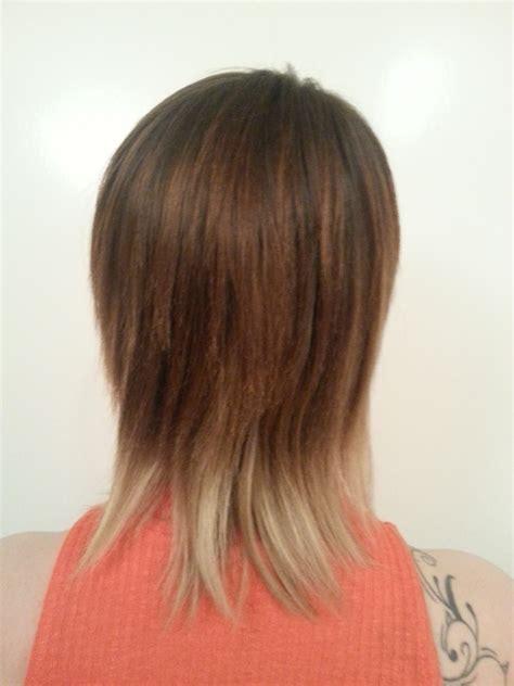 hair extensions    short  damaged hair