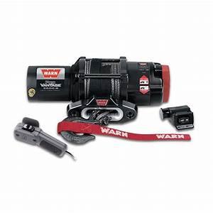 Warn ProVantage 3000 Winch Can Am BRP Parts