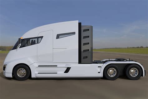 tesla inside engine electric truck company nikola motors tesla imitator or not