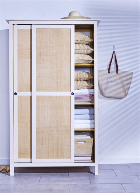 Textil Kleiderschrank Ikea by 24 Best Ikea Wardrobe And Closet Hacks Digsdigs