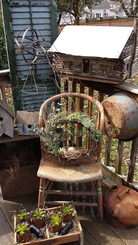 Olde Pear Primitives Llc Prims Garden