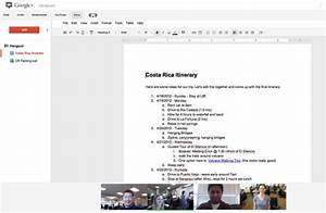google docs now available in google hangouts With google hangouts share documents