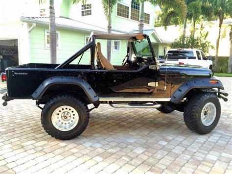 jeep scrambler for sale on craigslist 1981 jeep scrambler cj8 v6 manual for sale orlando fl