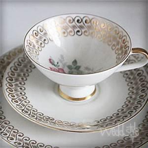 Geschirr Set Vintage : vintage kaffeegeschirr und kaffeetassen mieten weddstyle ~ Markanthonyermac.com Haus und Dekorationen