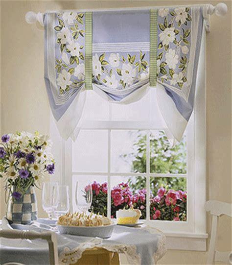 rideaux modernes pour la cuisine design interieur