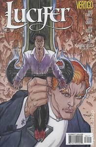 Lucifer  2000 Vertigo  Comic Books