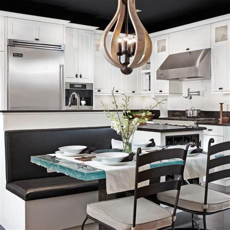 cuisine en noir et blanc deco cuisine noir et blanc cuisine nous a fait à l