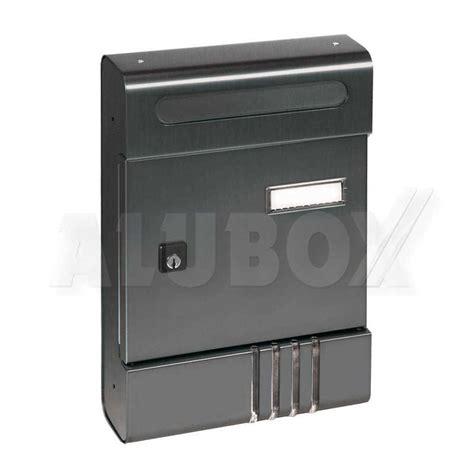 Cassette Postali by Cassette Postali Alubox Alluminio Serie Se Ghisa