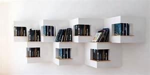 Bibliothèque Murale Design : pop up bibliotheque mural nsb design ~ Teatrodelosmanantiales.com Idées de Décoration