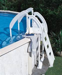 above ground swimming pool steps royal entrance lumio ebay