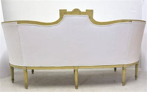 canapé ancien louis philippe 19th century louis philippe curved painted canape