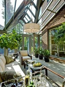 Jardin D Hiver Veranda : les 25 meilleures id es de la cat gorie jardin d 39 hiver sur ~ Premium-room.com Idées de Décoration