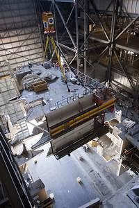 NASA - NASA's Vehicle Assembly Building Prepared for ...