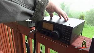 Frequence Radio Autoroute : icom ic 718 perfect prepper high frequency hf radio youtube ~ Medecine-chirurgie-esthetiques.com Avis de Voitures