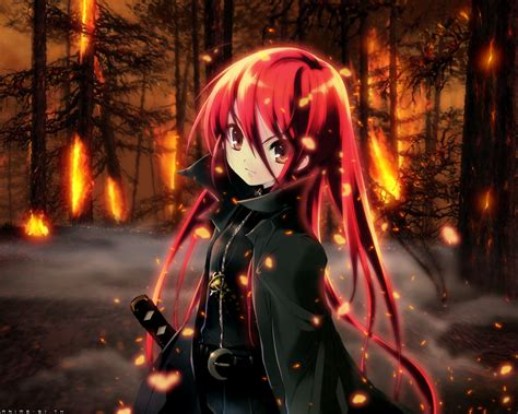Shana Anime Wallpaper - shakugan no shana wallpaper and background image