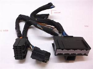2007  07 Chrysler 300 Temperature Control Harness  Wires