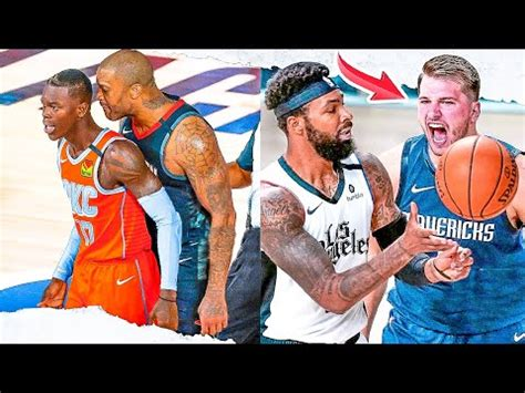 Most HEATED Moments - NBA Bubble Edition - Part 2 ...