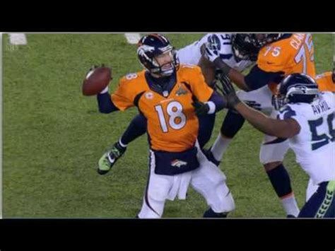 super bowl xlviii seahawks   broncos  highlights