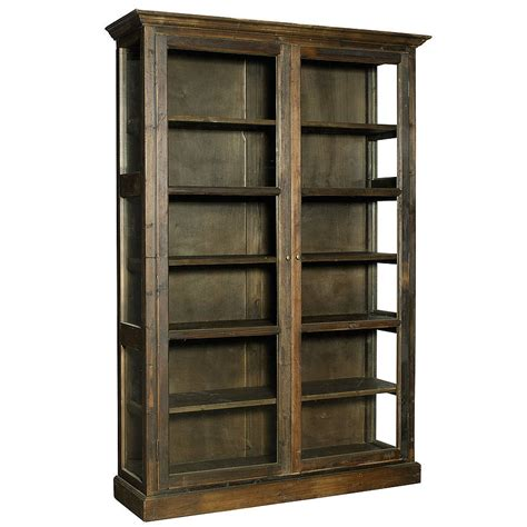 glass display cabinet hardware large glass tall display cabinet by nordal by bell blue