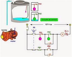 Coparoman  Diagrama El U00e9ctrico Con 2 Interruptores De Flotador