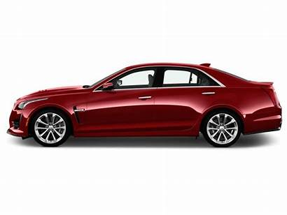 Cadillac Cts Door Sedan Exterior Side Coupe