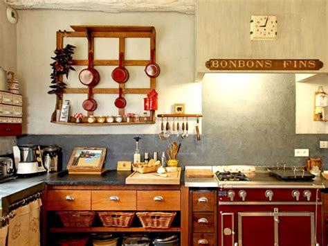 d馗oration cuisine vintage exemples du moment pour une agréable décoration cuisine vintage