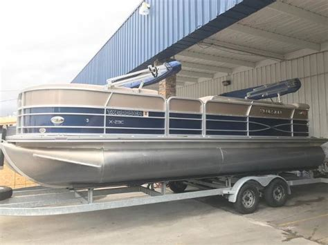 Xcursion Pontoon Boat Prices by Xcursion Pontoons Boats For Sale Boats
