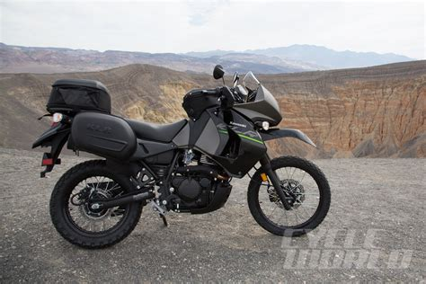 Adventure Lite Kawasaki Klr650 New Edition