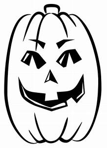 pumpkin black and white clipart - Clipground