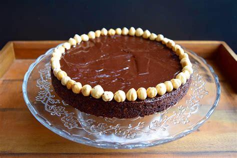 Chocolate Hazelnut Torte   Earth Powered Family