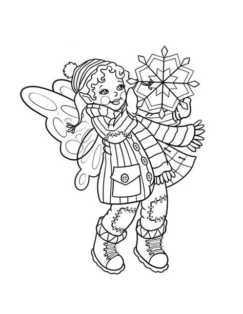 cute winter coloring pages  getcoloringscom