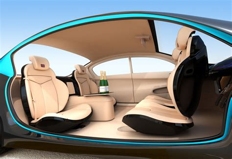 Driverless Cars Will Account For 1/4 Of Miles Driven In U