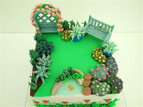garden cake cake  laras theme cakes cakesdecor