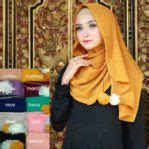 hijab instan bergo pocket jumbo uk xxl model kekinian trend fashion style hijab  terbaru