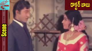 Shoban Babu Marriage Propose To Jayalalitha    Doctor Babu Movie      Sobhan Babu Jayalalitha Marriage