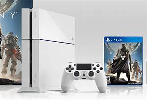 Playstation 4 News: Unboxing of the White Destiny PS4 with ...