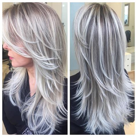 icy blondes  heber hair colors ideas