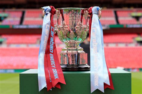 Carabao Cup first-round draw: Relegated Norwich to face ...