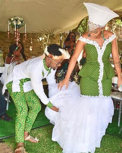 Zulu Traditional Dresses Sepedi African Attire Gorgeous