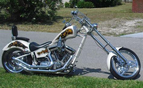 2006 Detroit Chopper Softail