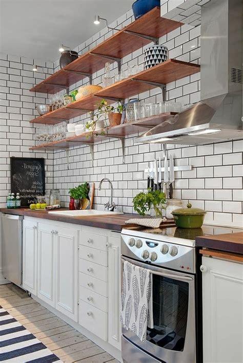 cuisine carrelage blanc credence cuisine carrelage metro 28 images kitchen