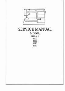 Service Manual Viking  1   1   1200 Series 1000 Series