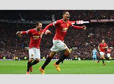 Chris Smalling Manchester United Manchester City
