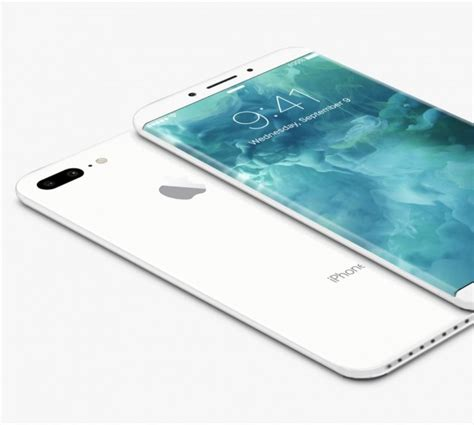 iphone 8 iphone 8 concept design puts the iphone 7 to shame