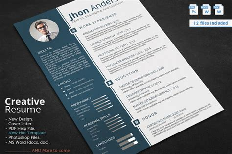 Best Resume Template Docx by Resume Cv Template Updated In Psd Doc Docx Pdf Free Psd Files Graphic Web Design