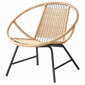 Fauteuil Ikea Rotin : gagnet fauteuil ikea chairs pinterest fauteuil ikea ikea et fauteuils ~ Teatrodelosmanantiales.com Idées de Décoration