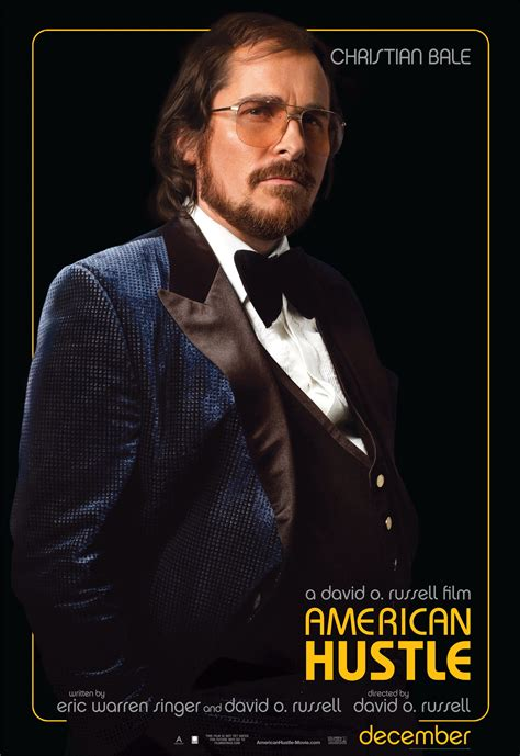 Christian Bale Talks American Hustle The Weight Comb